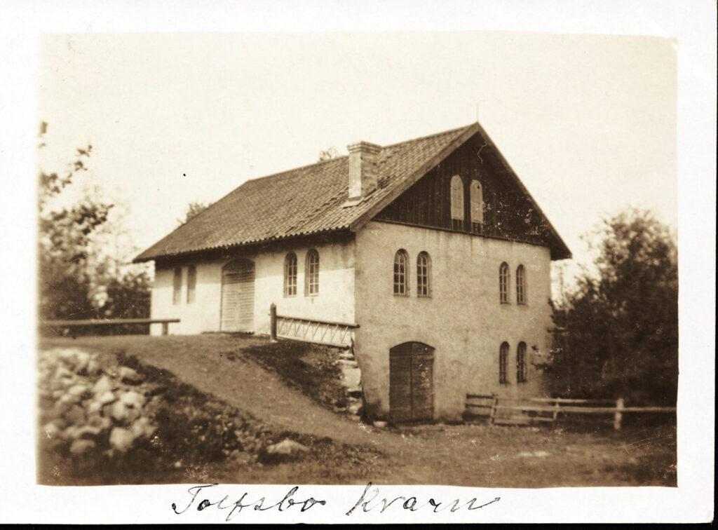 Tolfso Kvarn, (lånad bild)